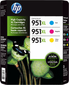 HP 951XL Cartridges Combo Pack
