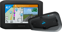 Garmin Zumo 346 LMT-S West Europa + Cardo Scala Rider Freecom 2 Plus Single