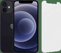 Apple iPhone 12 mini 128 Go Noir + InvisibleShield Glass Elite Protège-écran