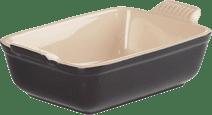 Le Creuset ovenschaal 19 cm Zwart