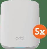 Netgear Orbi RBK353 5-Pack Multiroom wifi 6