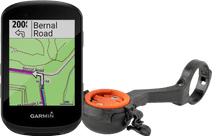 Garmin Edge 530 + CloseTheGap HideMyBell Raceday sl Support pour Guidon Noir