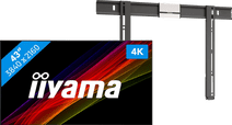 iiyama ProLite LE4340UHS-B1 + Vogel's Thin 505