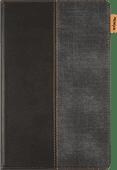 Gecko Color Twist Samsung Galaxy Tab A7 (2020) Book Case Zwart/Grijs