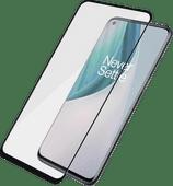 PanzerGlass Case Friendly OnePlus Nord N10 Screenprotector Glas Zwart