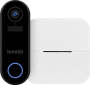 Hombli Smart Doorbell 2 Noir + Chime