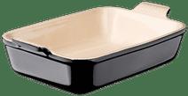 Le Creuset ovenschaal 32 cm Zwart
