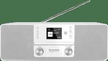 TechniSat DigitRadio 370 CD BT Wit