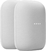 Google Nest Audio Chalk Duo Pack