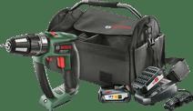 Bosch PSB 18 LI-2 Ergonomic + 18V 2.5Ah Starter Set + Tool Bag