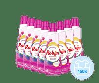 Robijn Klein & Krachtig Color Pink Sensation Detergent - Half-year Package