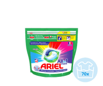 Ariel All-in1 Pods Color 70 stuks