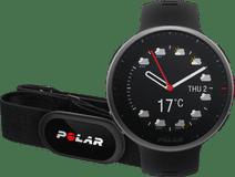 Polar Vantage V2 Zwart M/L + Polar H10 Hartslagmeter Borstband Zwart M-XXL