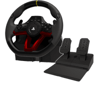 HORI Apex Volant de Course sans Fil PS4