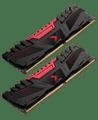 PNY Desktop Memory XLR8 16GB DDR4 DIMM 3200MHz CL16 (2x8GB)