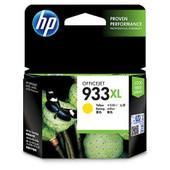 HP 933XL Cartridge Geel