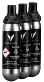 Coravin Pure Capsules set van 3 stuks