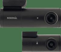Nordväl DC102 Dashcam 2CH 2K + Wifi 32GB