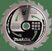 Makita Mforce Zaagblad voor Hout 165x20x2,0mm 16T