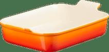 Le Creuset ovenschaal 32 cm Oranje