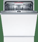 Bosch SMV4HCX48E / Inbouw / Volledig geïntegreerd / Nishoogte 81,5 - 87,5 cm