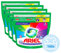 Ariel all-in-1 Pods Color - Halfjaarpakket