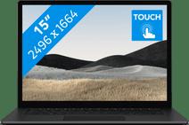 Microsoft Surface Laptop 4 15 inches i7 - 16GB - 512GB Black Azerty