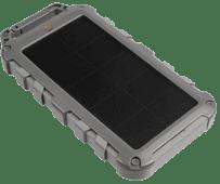 Xtorm Fuel Solar Powerbank 10.000 mAh met Power Delivery en Quick Charge