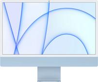 "Apple iMac 24"" (2021) MJV93FN/A 8GB/256GB 7 core GPU Blauw AZERTY"