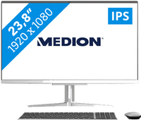 Medion Akoya E23403-I3-512F8 All-in-one Azerty