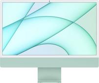 """Apple iMac 24"""" (2021) MGPJ3FN/A 8GB/512GB 8 core GPU Groen AZERTY"""