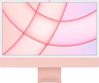 """Apple iMac 24"""" (2021) MGPN3FN/A 8GB/512GB 8 core GPU Roze AZERTY"""