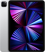 Apple iPad Pro (2021) 11 inches 128GB WiFi Silver