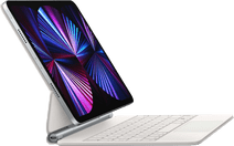 Apple Magic Keyboard iPad Pro 11 inches and iPad Air (2020) AZERTY White
