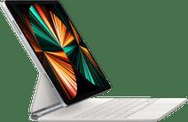 Apple Magic Keyboard iPad Pro 12.9 inches (2020/2021) AZERTY White