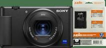Sony ZV-1 Vlog + Jupio NP BX1 Battery Kit