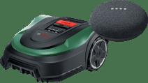 Bosch Indego M + 700 + Google Nest Mini Grijs