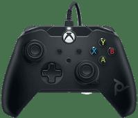 PDP Bedrade Controller Xbox Series X en Xbox One Zwart Xbox Series X en Series S controller