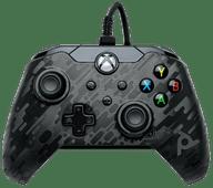 PDP Bedrade Controller Xbox Series X en Xbox One Zwart Camo Xbox Series X en Series S controller