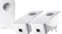 Devolo Magic 2 LAN Starter Kit + Uitbreiding (Geen wifi) (BE)