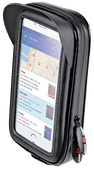 Lampa Opti-Case Universeel Telefoonhoesje Leer Motor/Fiets