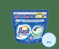 Dash All-in-1 Pods Regular 44 stuks