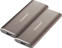 Intenso External SSD Professional 500GB Duo Pack