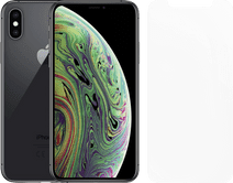Refurbished iPhone Xs 64GB Space Gray + Otterbox Clearly Protected Screenprotector