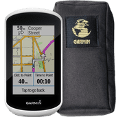 Garmin Edge Explore + Garmin Housse de Protection Universelle (grand format)
