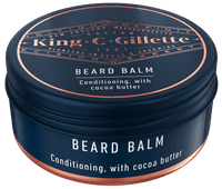 King C. Gillette Baume pour Barbe 100 ml