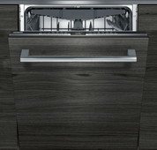 Siemens SN63HX60CE / Built-in / Fully integrated / Niche height 81.5 - 87.5cm