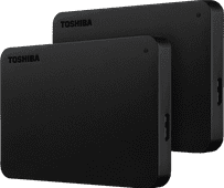 Toshiba Canvio Basics Exclusive 2TB Duo Pack