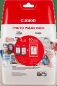 Canon PG545XL/CL546XL + Canon GP-501 Fotopapier