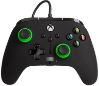 PowerA Enhanced Wired Controller Xbox Series X and Xbox One Green